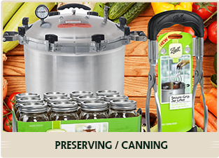 PRESERVING / CANNING