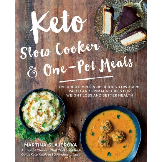 Keto Slow Cooker and One Pot Meals