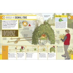 Survival for Beginners  - A step-by-step guide to camping and outdoor skills
