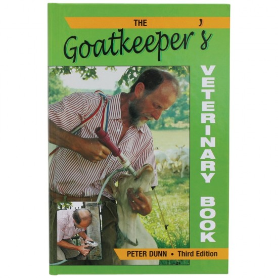 The Goatkeepers Veterinary Book
