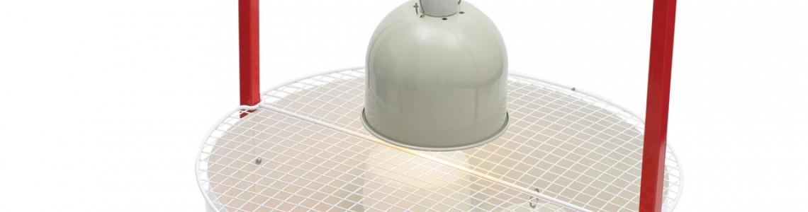 Incubators and Brood Lamps