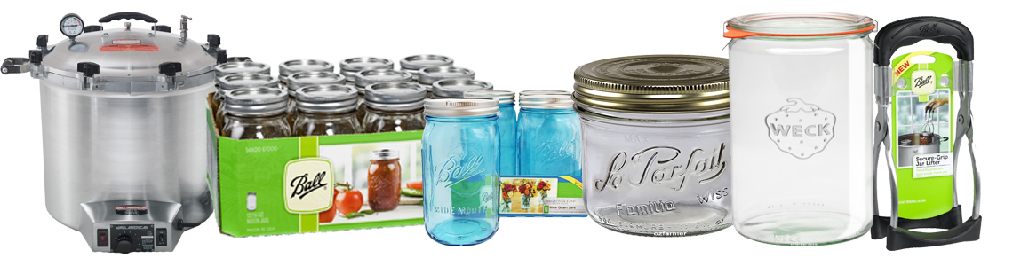 Canning and Preserving Supplies