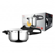 Fagor Duo 4 Stainless Steel Pressure Cooker 4l