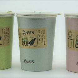 Oasis Double Wall Reusable Coffee Eco Cup
