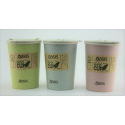 Oasis Double Wall Reusable Coffee Eco Cup
