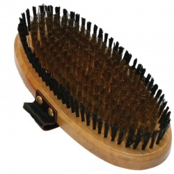 Military Horse Grooming Brush Hard