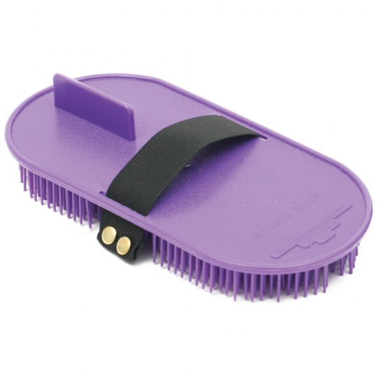 Grooming Brush Plastic Model 2
