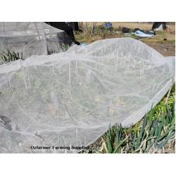 Vege Net White 3m x 5m