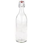 1 litre 8 juice bottles with Swing Top