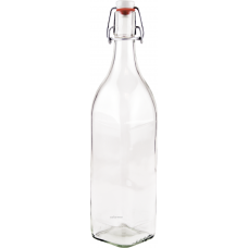 1 x 1L Rex Juice Bottle with Swing Top Lid