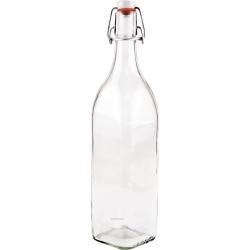 8  x 1 litre Rex Juice Bottles with Swing Top Lids