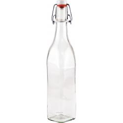 8 x 500ml Rex Juice Bottles with Swing Top Lid