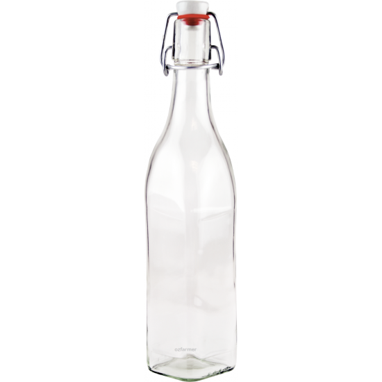 500ml 8 pack Rex juice bottles with Swing Top
