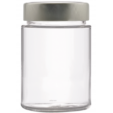 195ml Rex Jar with Lid - Pack of 6