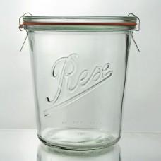 580ml Rex Tapered Jar- Case of 6