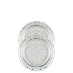 Medium Glass Lid for Weck Preserving Jars