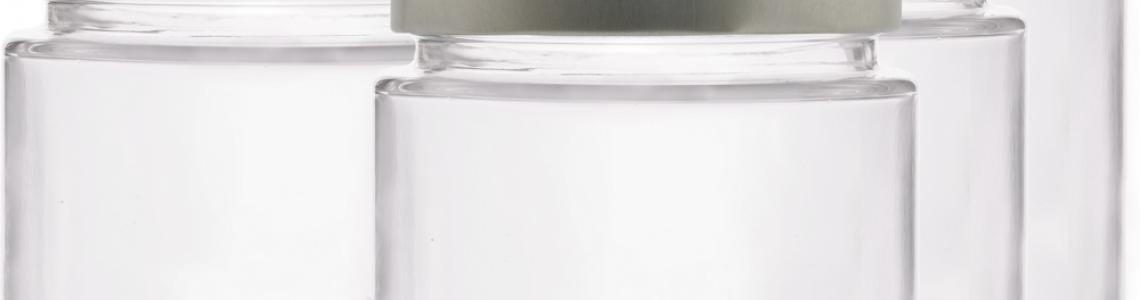 MyRex Preserving Jars