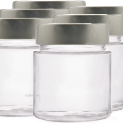 145ml Rex Jar with Lid - Pack of 6