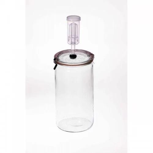 1 litre Fermenting Jar Weck Rex