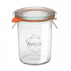 1 x 160ml Tapered Jar Complete - 760 Weck