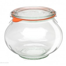 1 x 500ml Deco Jar Complete - 901 Weck
