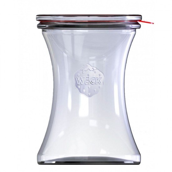 6 x 370ml Weck Deli  Jar- 996
