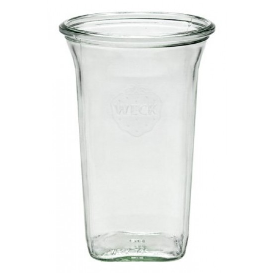 795ml Quadro Jar Only - Single WECK 769