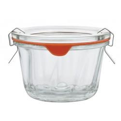 1 x 165ml Gugelhupf Bundt Cake Jar Only - Single WECK 561