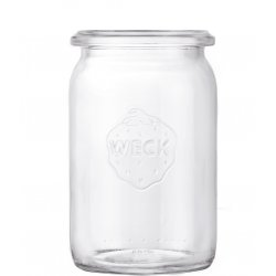 Super Mini 140ml Cylinder Jars - Box of 12 - WECK