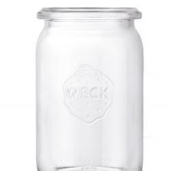 12 x 140ml Super Mini Cylinder Jars WECK - 789