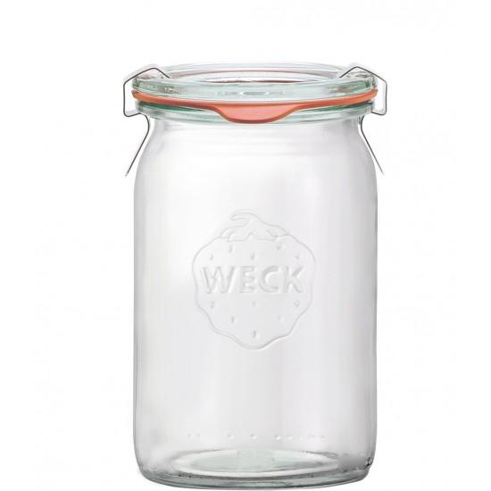 Super Mini 140ml Cylinder Jars - Box of 12 - WECK