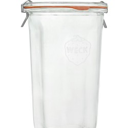 1 x 795ml Quadro Jar Complete WECK - 769