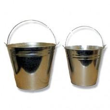 Metal Bucket Galvanised