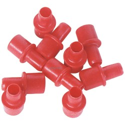 10 x Stop Valve Calf Feeder Tube
