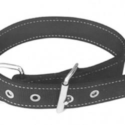 Collar Calf Webbing Black