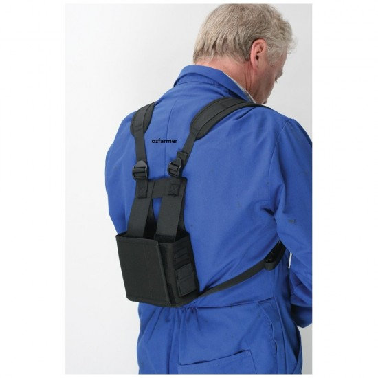 Clipper Heiniger Ultimate 3 with Back Pouch