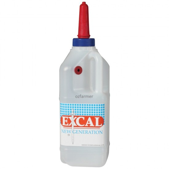 Excal Calf Milk Feeder Bottle