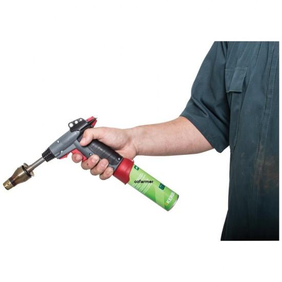 Debudder Butane Express Pistol Complete