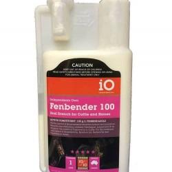 Fenbender 100 1 litre for Horses and Cattle