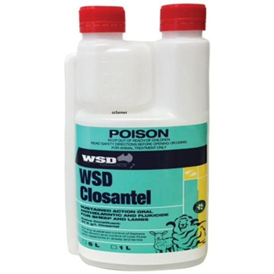WSD Closantel Sheep Drench 1L