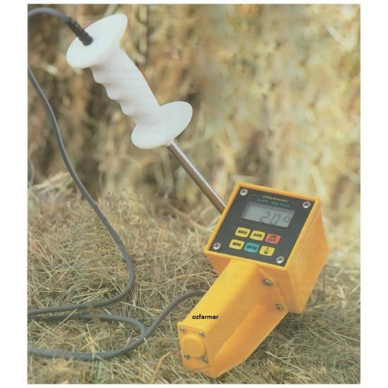 Draminski Hay Thermometer and Moisture Meter
