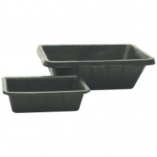 Feed Pan Recycled Rubber no-handle