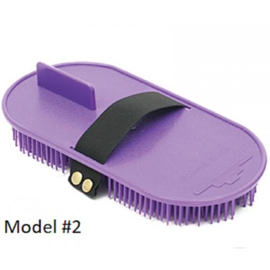 Grooming Brush Plastic