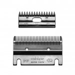 Clipper Blade Heiniger set 35F-17 Fine Style Clipping Horses and Cattle