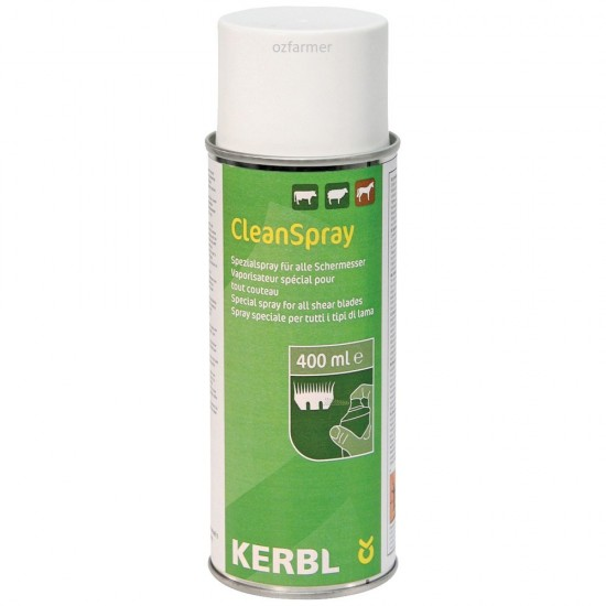 Clipper Spray CleanSpray 400ml