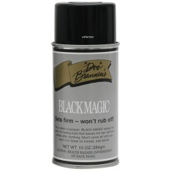 Grooming Doc Brannen Spray Black
