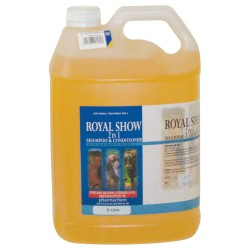 Grooming Shampoo and Conditioner 2 in 1 Royal Show