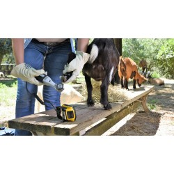 Mobile Battery Standard Goat Hoof Trimming Set - Battery NOT included