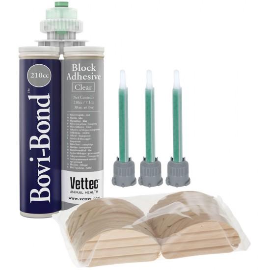 Bovi-Bond 10 pack Set (adhesive gun not included)