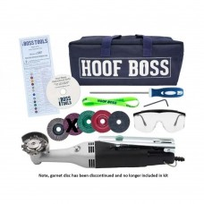 Complete Horse Hoof Care Electric Trimming Set